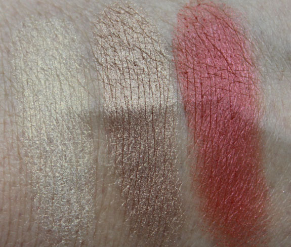 MAC Pro Longwear Eye Shadow Swatches