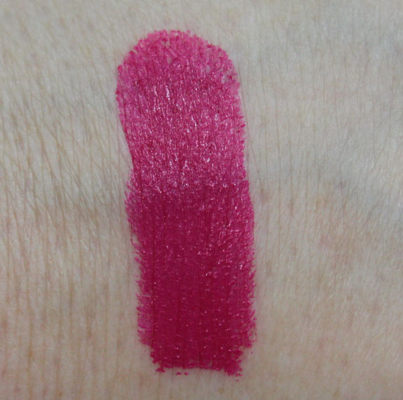 MAC Rare Exotic Swatch