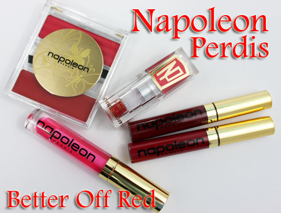 Napoleon Perdis Better Off Red