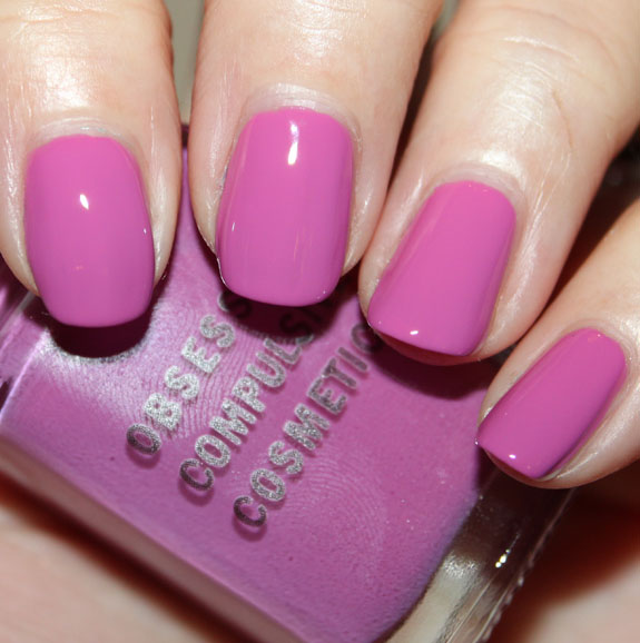 OCC Pretty Boy Nail Lacquer Fall 2011 Collection Swatches & Review ...