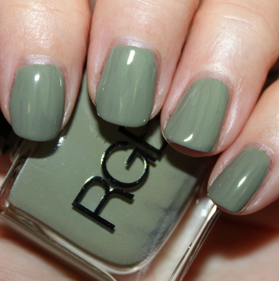 RGB Fall 2011 Nail Polish Collection Swatches Review