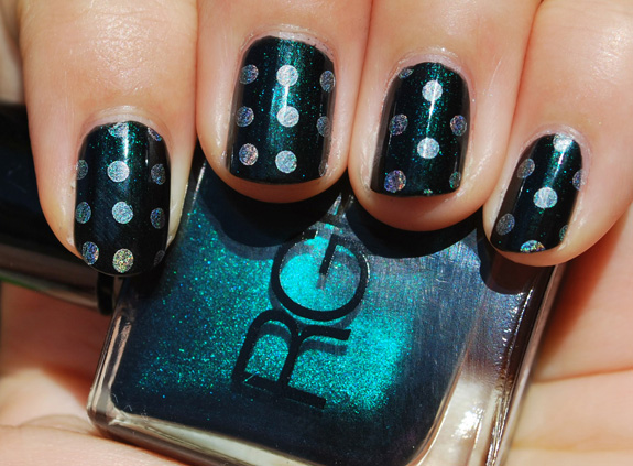 RGB Sea holo polka dot1 Share Yourself Vol. 2