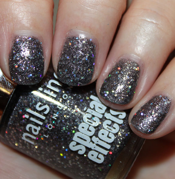 Nails Inc. Special Effects 3D Glitter Nail Polish Swatches, Photos ...