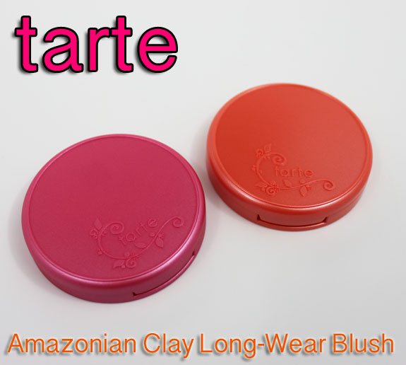 Tarte Amazonian Clay Long Wear Blush