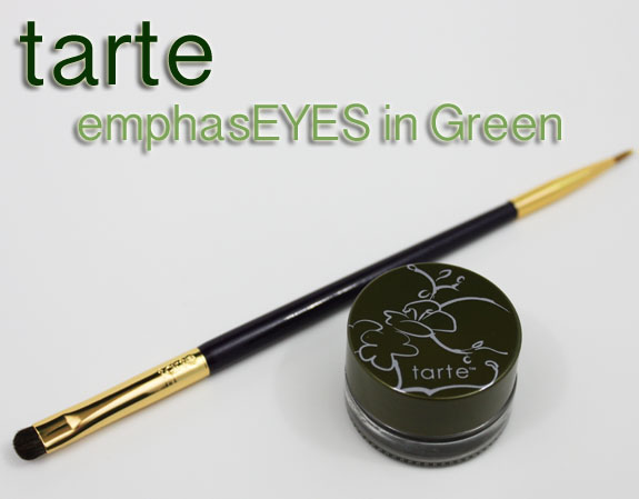 Tarte EmphasEYES in Green
