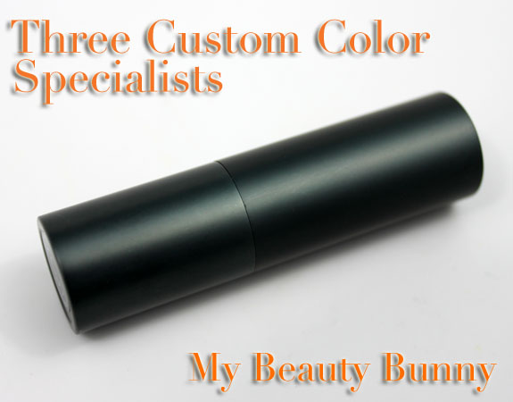 Three Custom Color Specialists Lipstick in My Beauty Bunny ...