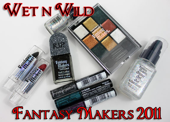 Wet n Wild Fantasy Makers 2011