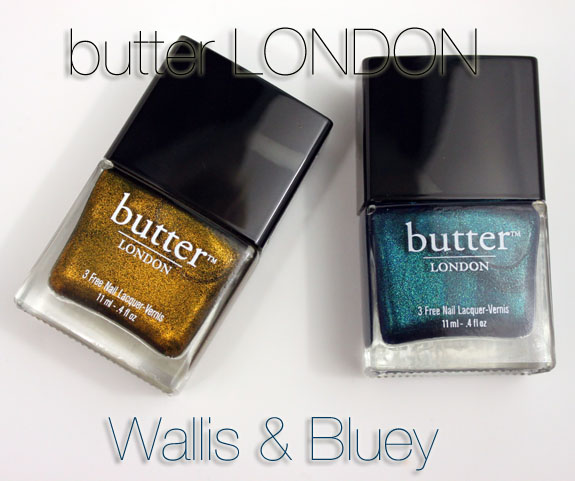Butter LONDON Wallis  Bluey