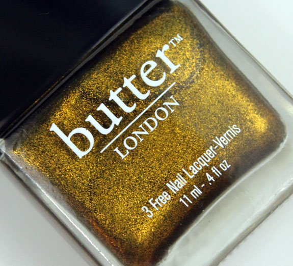 butter LONDON Wallis & Bluey for Fall 2011 Swatches, Photos & Review | Vampy Varnish