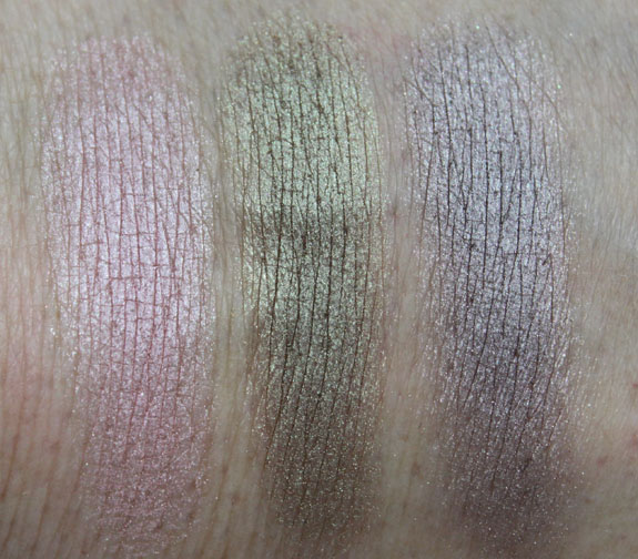 TheBalm Shady Lady Volume 3 Swatches 2