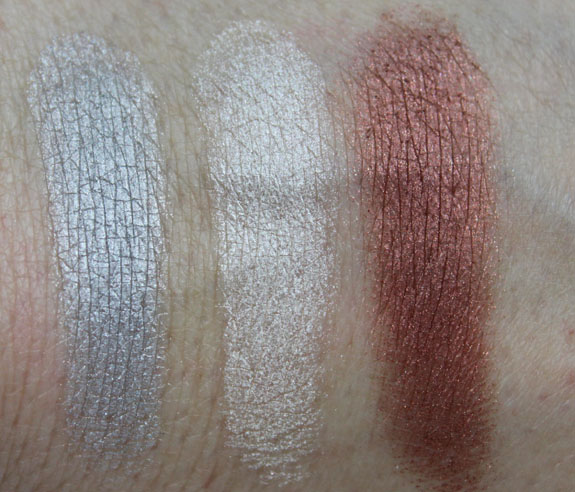 TheBalm Shady Lady Volume 3 Swatches