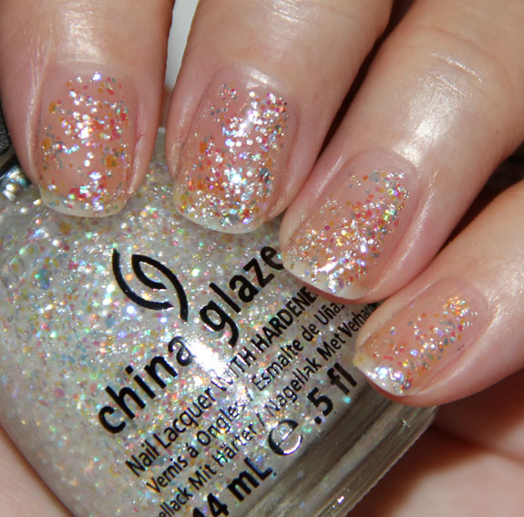 China Glaze Snow Globe