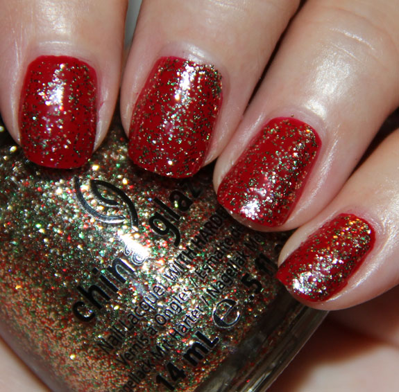 China Glaze Let It Snow for Holiday 2011 Swatches, Photos ...