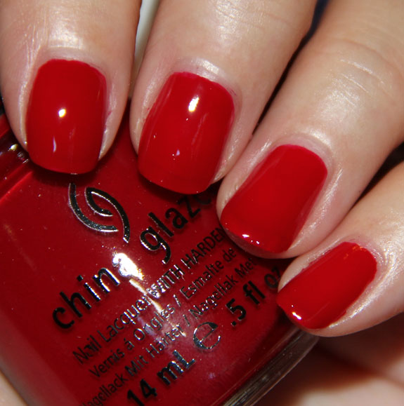 China Glaze Winter Berry China Glaze Let It Snow for Holiday 2011 Swatches, Photos & Review