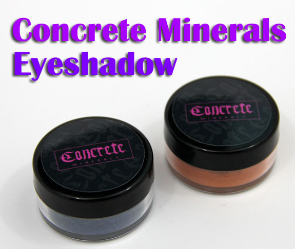 Concrete Minerals Eyeshadow