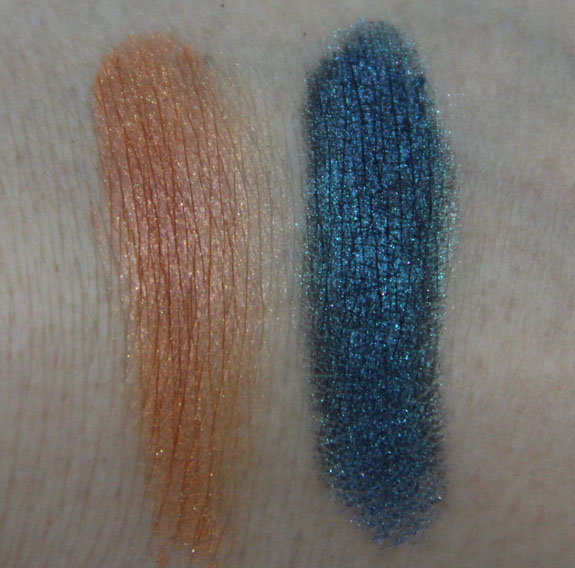 Concrete Minerals Swatches