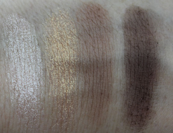 LORAC Bejeweled Day Palette Row 1