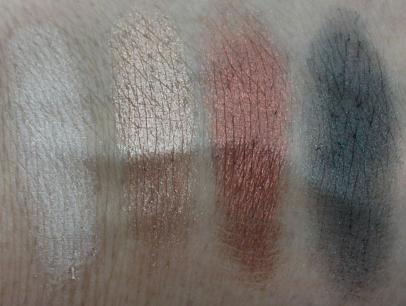 LORAC Bejeweled Day Palette Row 2