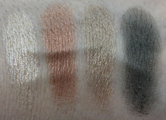 LORAC Bejeweled Day Palette Row 3
