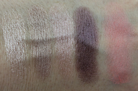 LORAC Bejeweled Day Palette Row 4