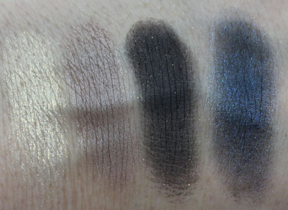 LORAC Bejeweled Night Palette Row 2