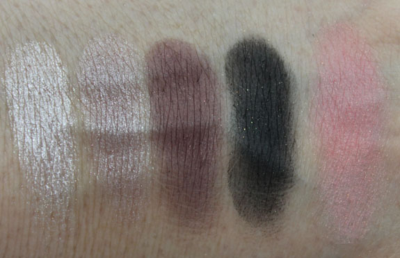 LORAC Bejeweled Night Palette Row 4
