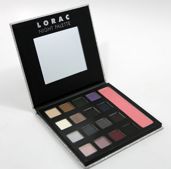 LORAC Bejeweled Night Palette