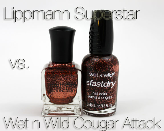Lippmann Superstar vs Wet n Wild Cougar Attack