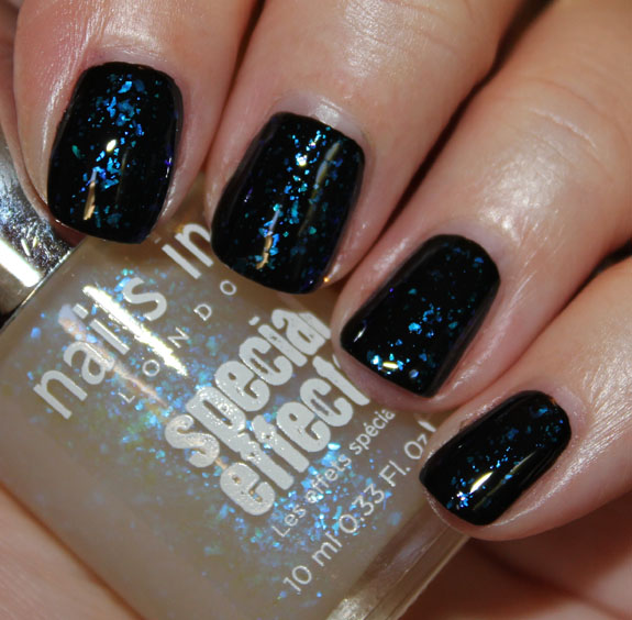 Nails Inc Black Taxi  The Old Vic
