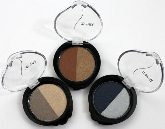 Nuance Mineral Eyeshadow Duo 2 Nuance by Salma Hayek Mineral Eyeshadow Duo Swatches, Photos & Review