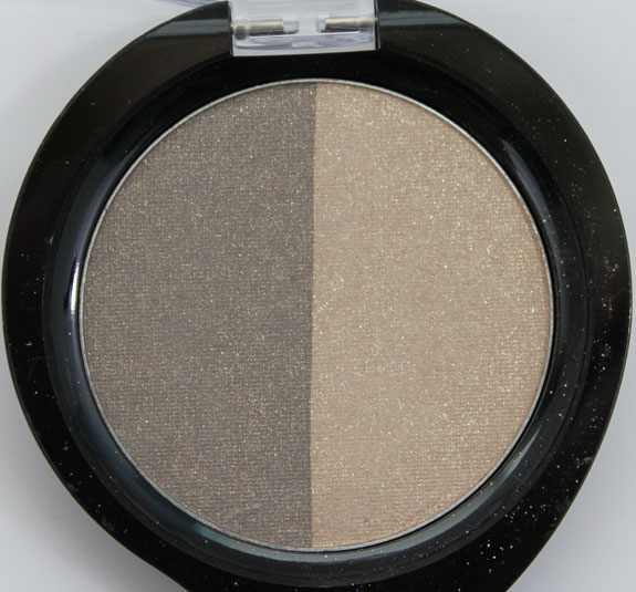 Nuance Mineral Eyeshadow Duo Moonstone Shimmering Sand