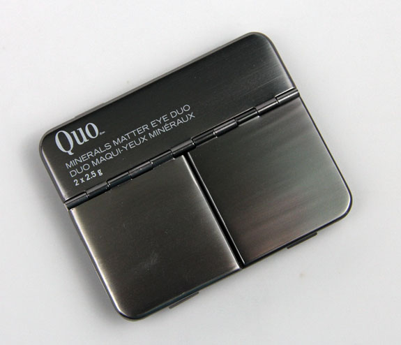 Quo Minerals Matters Eye Duo in Blue Lagoon
