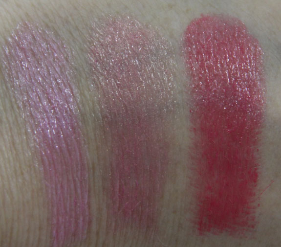 Revlon Colorburst Lip Butter Swatches 1
