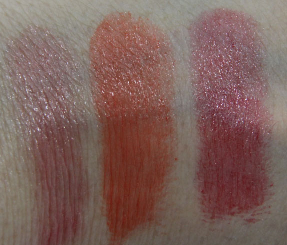 Revlon Colorburst Lip Butter Swatches 2