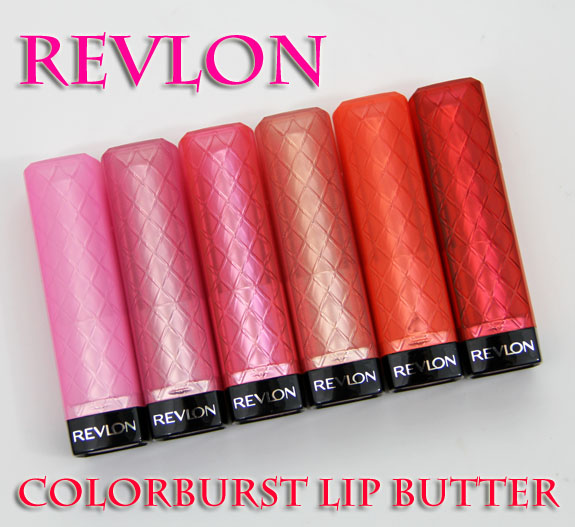 Revlon Colorburst Lip Butter New from Revlon! Colorburst Lip Butter Swatches, Photos & Review