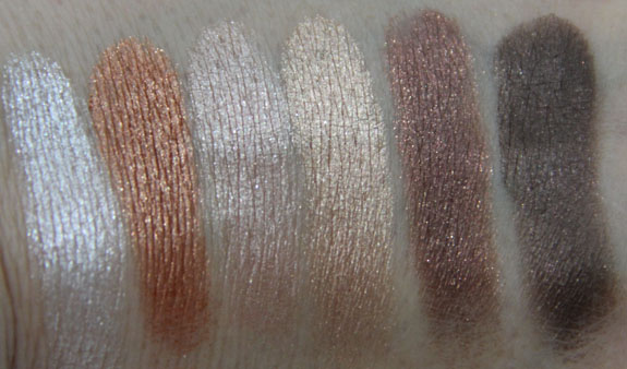 Wet n Wild Coloricon Baked Eyeshadow Bake Off Contest Swatch Wet