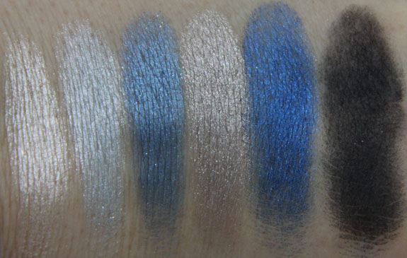 Wet n Wild Coloricon Baked Eyeshadow Baked Not Fried Swatch Dry