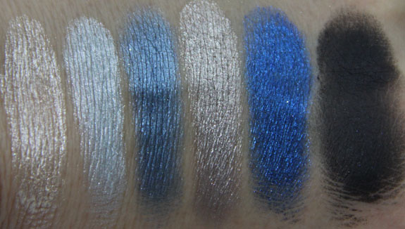 Wet n Wild Coloricon Baked Eyeshadow Baked Not Fried Swatch Wet