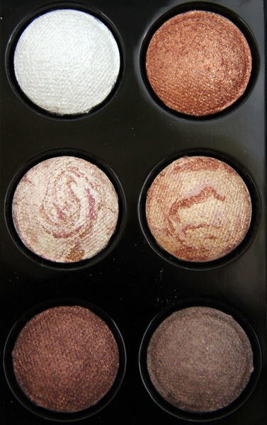 Wet n Wild Coloricon Baked Eyeshadow Baked Off Contest 2