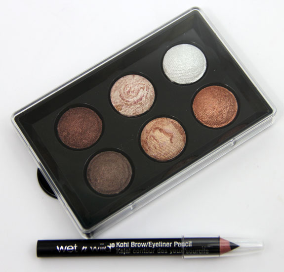 Wet n Wild Coloricon Baked Eyeshadow Baked Off Contest