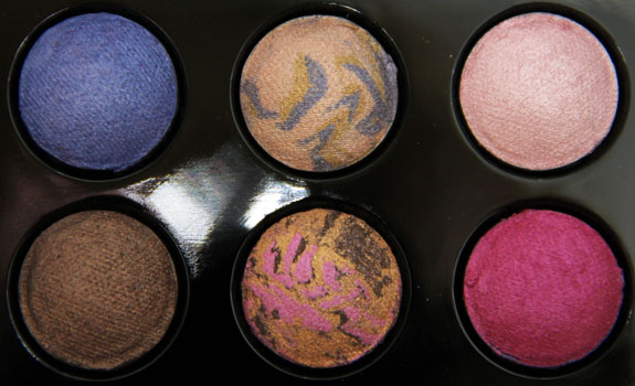 Wet n Wild Coloricon Baked Eyeshadow Baking a Cake 3