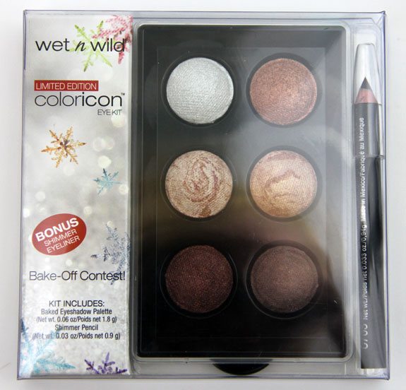 Wet n Wild Coloricon Baked Eyeshadow Palettes 2