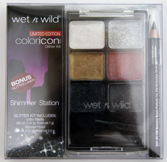 Wet n Wild Coloricon Glitter Kit