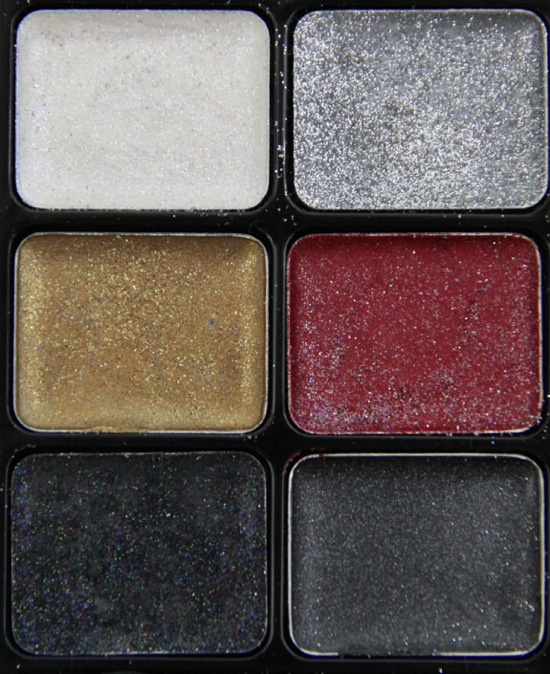 Wet n Wild Coloricon Shimmer Station Glitter Kit 2