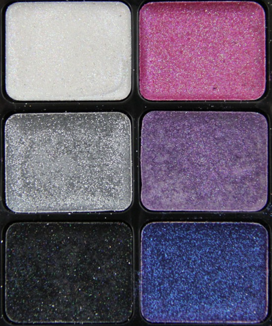 Wet n Wild Coloricon Tinsel Mall Glitter Kit 2
