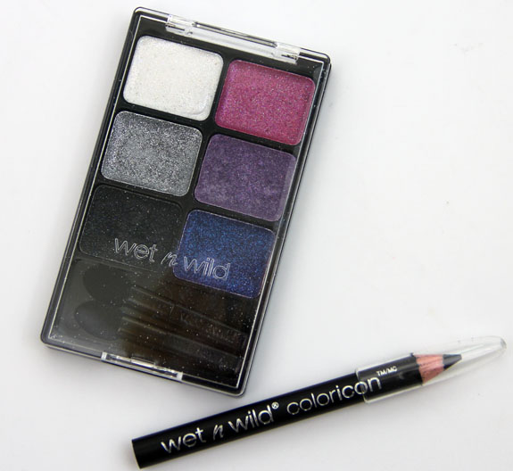 Wet n Wild Coloricon Tinsel Mall Glitter Kit