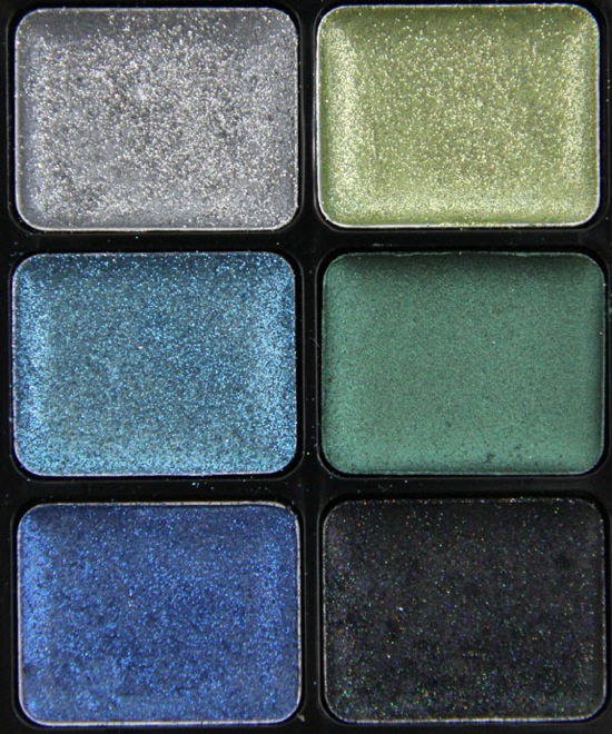 Wet n Wild Coloricon Twinkle Town Glitter Kit 2