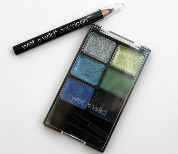 Wet n Wild Coloricon Twinkle Town Glitter Kit