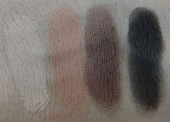 Wet n Wild I Heart Matte Palette Swatches 2