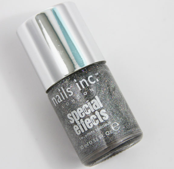 Ecial Effects Holographic Top Coat Electric Lane 3